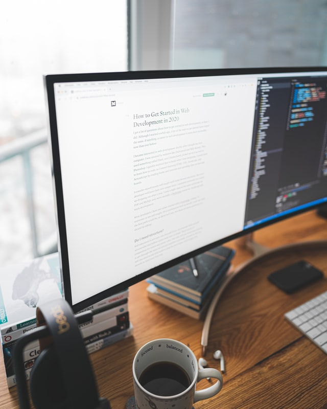 How to get started in web Development in 2021 with the best web development company in London